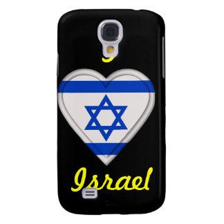 I love Israel Samsung Galaxy S4 Case