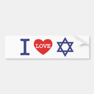 I love Israel | Sticker