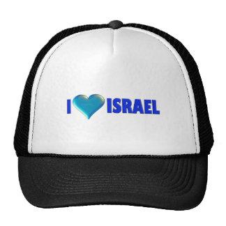 I Love Israel Trucker Hat