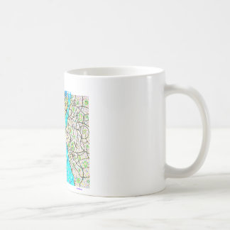 I Love Istanbul by Metin Classic White Coffee Mug
