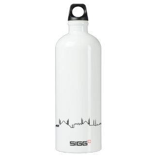 I love Istanbul (ecg style) souvenir SIGG Traveler 1.0L Water Bottle