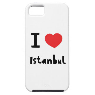 I love Istanbul iPhone 5 Cover
