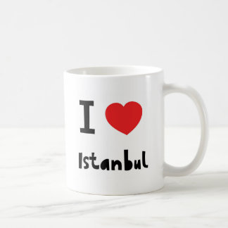 I love Istanbul mug