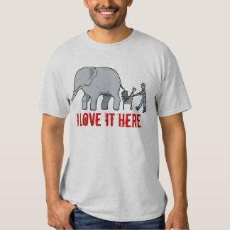 I Love It Here Tee Shirt