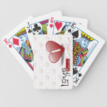 I Love it too Playing Cards