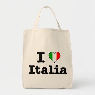 I Love Italia Tote Bag