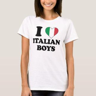 I love Italian Boys T-Shirt