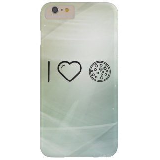 I Love Italian Pizzas Barely There iPhone 6 Plus Case