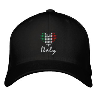 I Love Italy - Amo l'Italia Hat