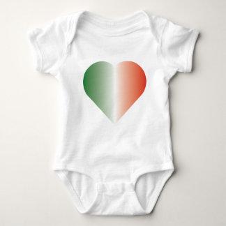 I Love Italy Baby Bodysuit