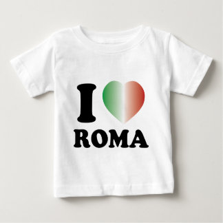 I Love Italy Baby T-Shirt