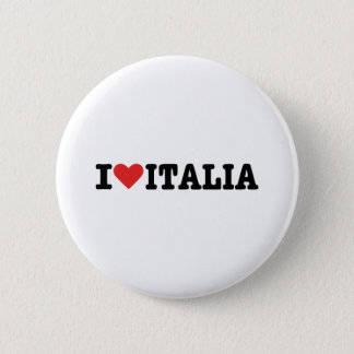 I love Italy Button