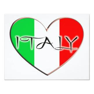 I LOVE ITALY ANNOUNCEMENT