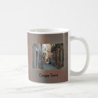 I Love Italy - Italian Side Street Coffee Mug
