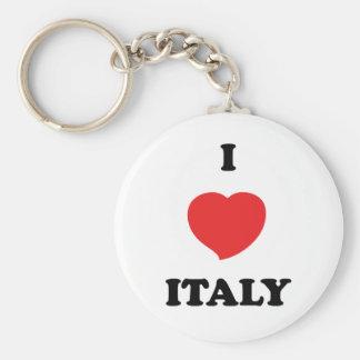 I LOVE Italy Key Chain