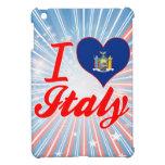 I Love Italy, New York Cover For The iPad Mini