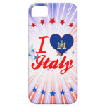 I Love Italy, New York iPhone 5 Covers