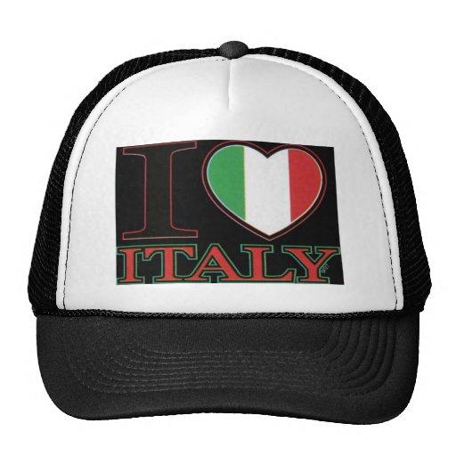 I love Italy Trucker Hat