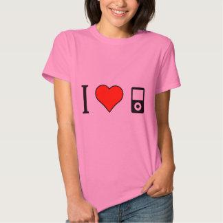 I Love Itunes T-shirts