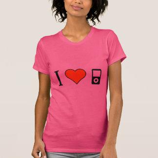I Love Itunes T Shirts