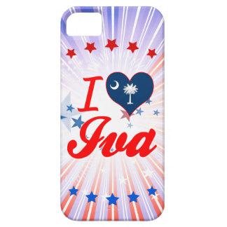 I Love Iva, South Carolina iPhone 5 Case