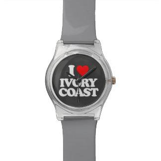 I LOVE IVORY COAST WATCH