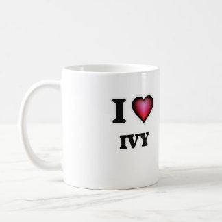 I Love Ivy Coffee Mug