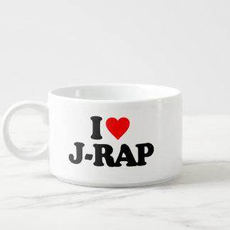 I LOVE J-RAP BOWL