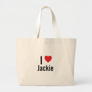 I love Jackie Bag