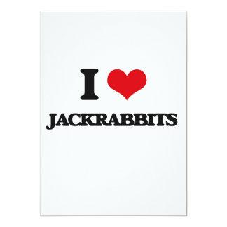 I love Jackrabbits Custom Announcements