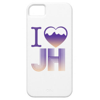I Love Jackson hole iPhone SE/5/5s Case