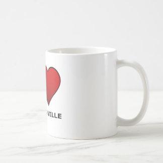I LOVE JACKSONVILLE,FL - FLORIDA COFFEE MUG