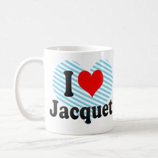 I love Jacquet Coffee Mugs