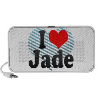 I love Jade Speaker