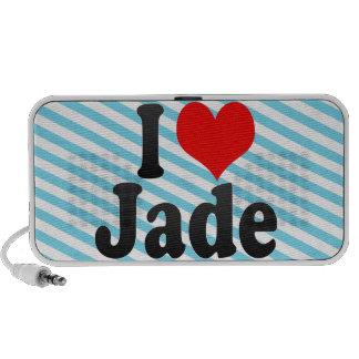 I love Jade Laptop Speakers