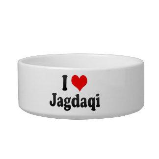 I Love Jagdaqi, China Cat Bowls