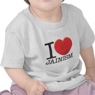 I Love Jainism Shirt