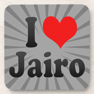 I love Jairo Coasters