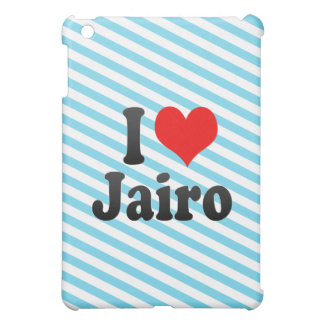 I love Jairo iPad Mini Case