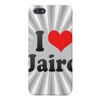 I love Jairo iPhone 5 Cases