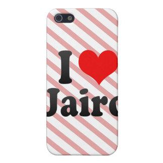 I love Jairo iPhone 5 Cover