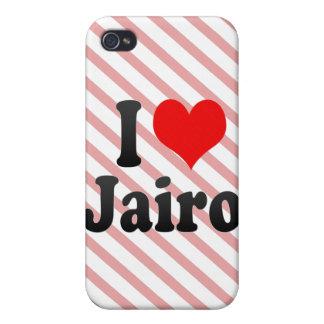 I love Jairo iPhone 4 Cover