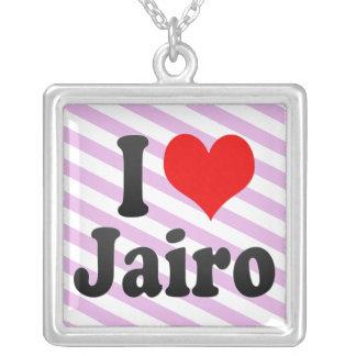 I love Jairo Custom Necklace