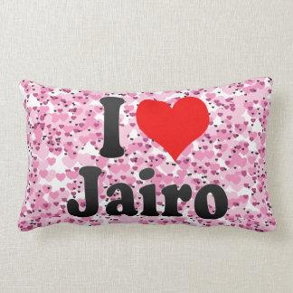 I love Jairo Pillow