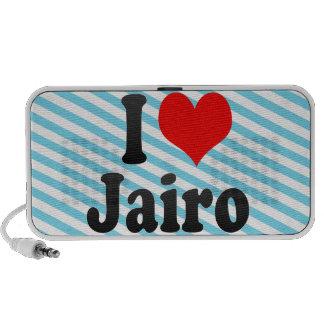 I love Jairo Travelling Speaker