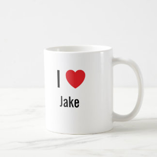 I love Jake Coffee Mug