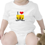 I Love Jal New Mexico T Shirts