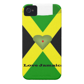 I Love Jamaica Have a Nice Day and a Better Night iPhone 4 Cases
