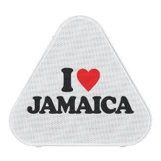 I LOVE JAMAICA SPEAKER