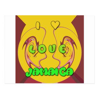 I love Jamaica.png Postcards